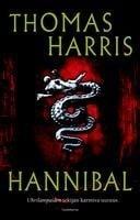 Kansi: Thomas Harris: Hannibal