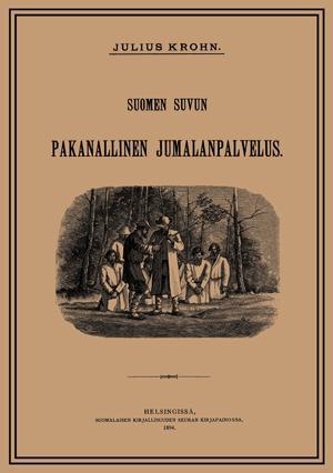 Suomen suvun pakanallinen jumalanpalvelus