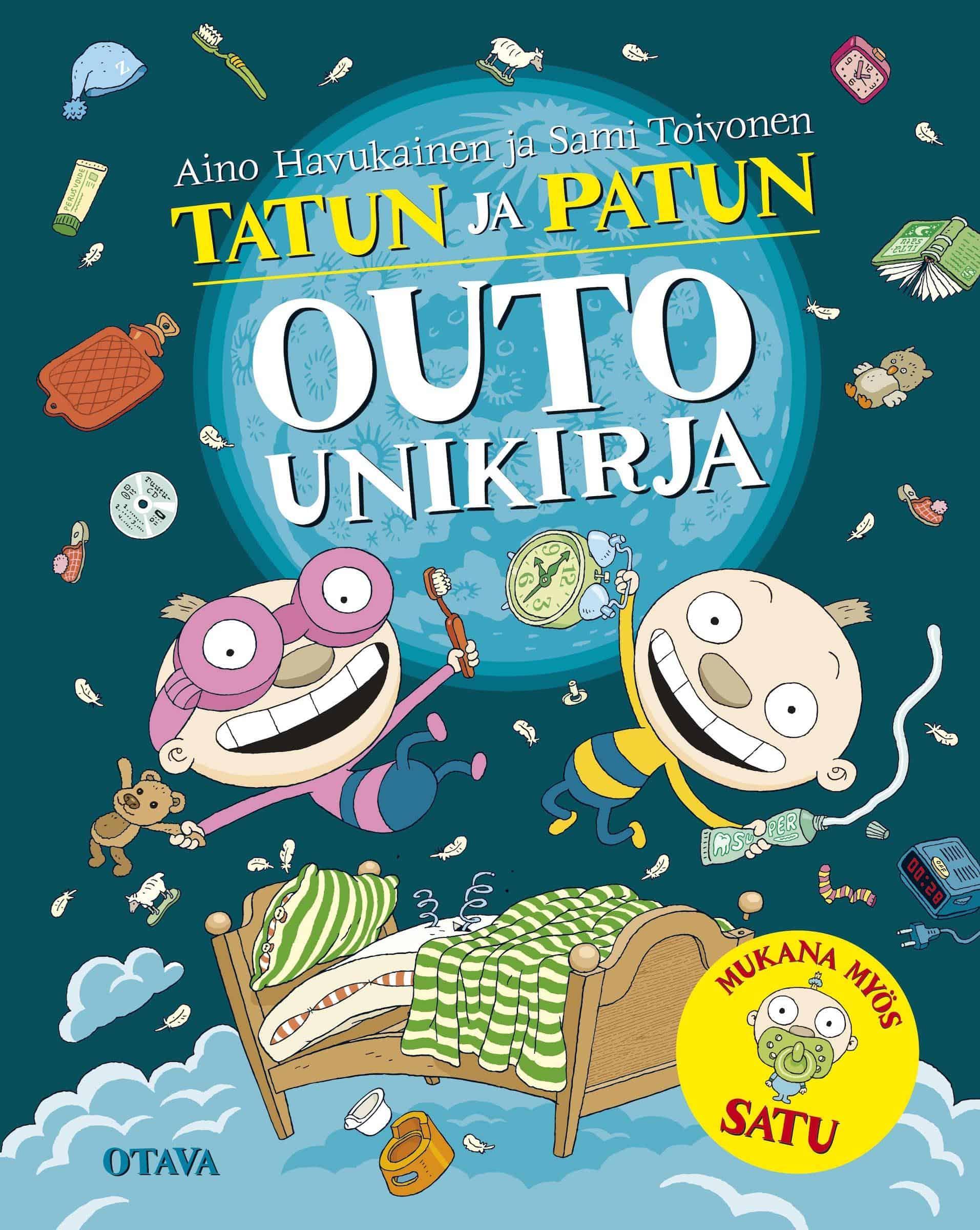 Tatun ja Patun outo unikirja