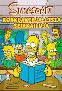 Simpsonit: Korkeakirjallisia seikkailuja
