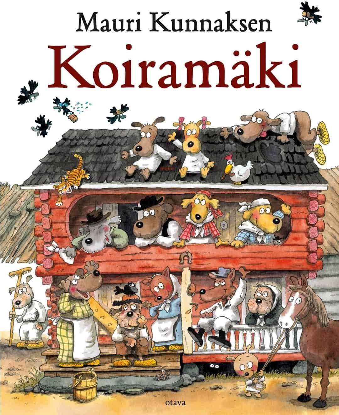 Mauri Kunnaksen Koiramäki