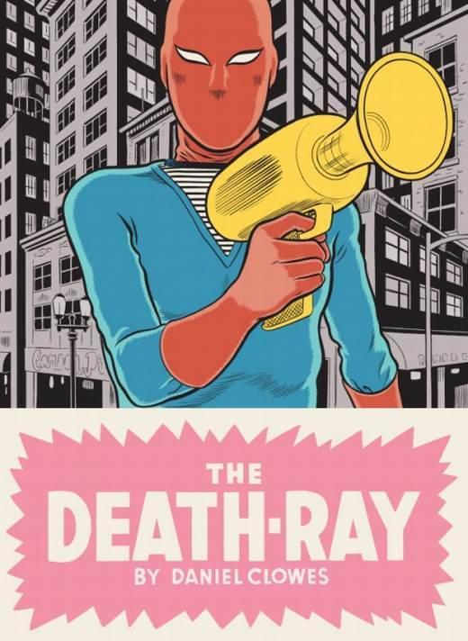 Kansi: Death ray