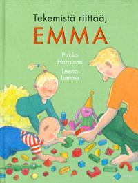 Tekemistä riittää Emma