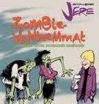 Kansi: Jim Borgman ja Jerry Scott: Jere : Zombievanhemmat ja muutakin toivoa paremmasta maailmasta