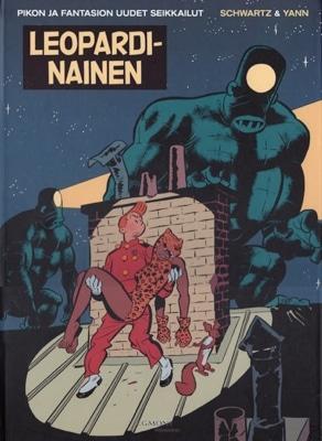Spiderman ja musta kissa suku puoli