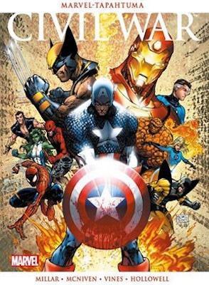 Marvel suku puoli sarja kuva