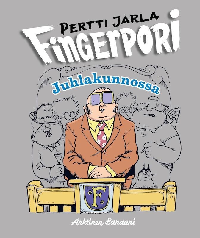 Fingerpori : Juhlakunnossa