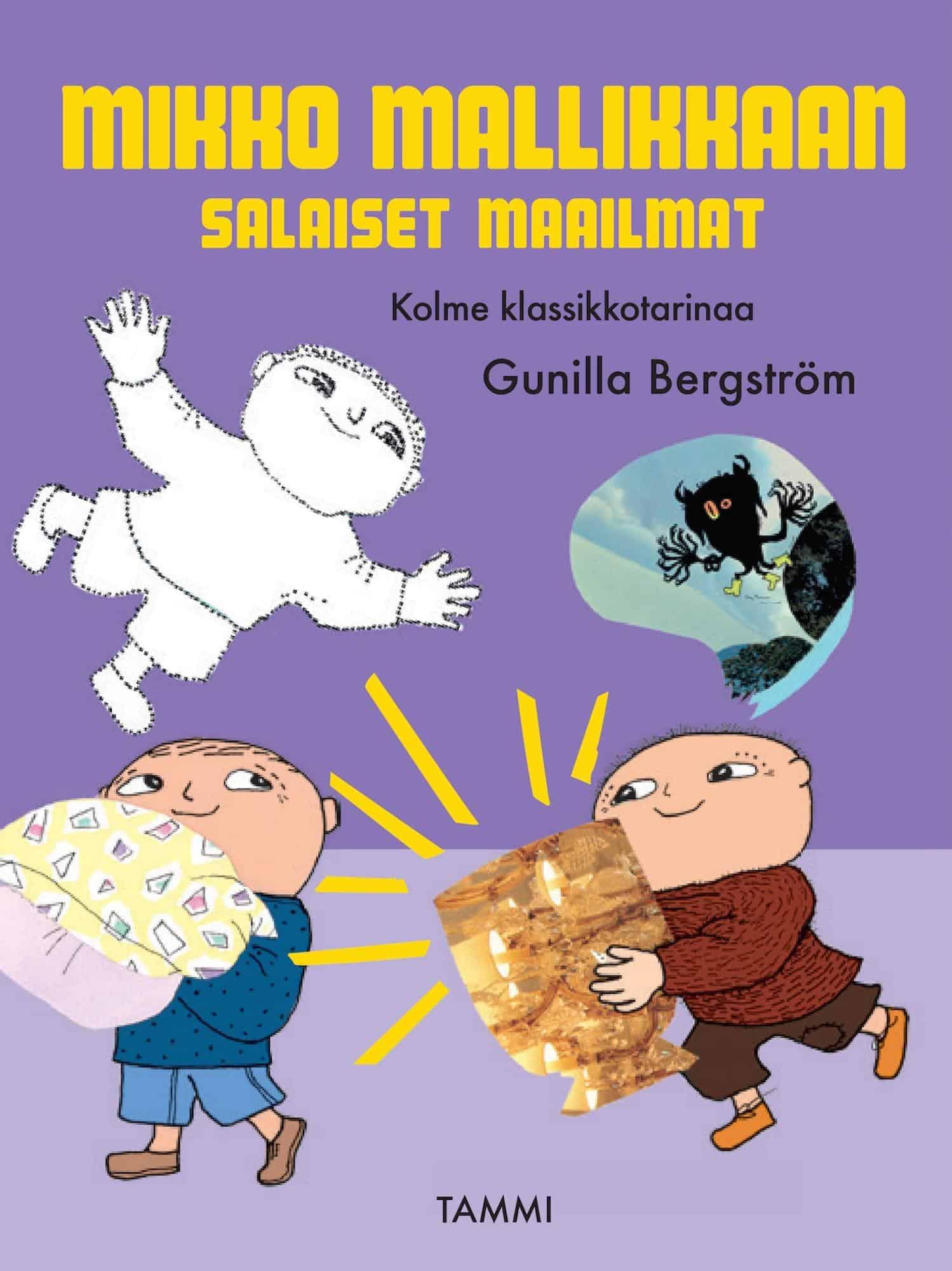Mikko Mallikkaan salaiset maailmat