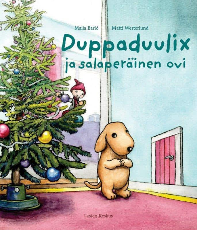 Duppaduulix ja salaperäinen ovi