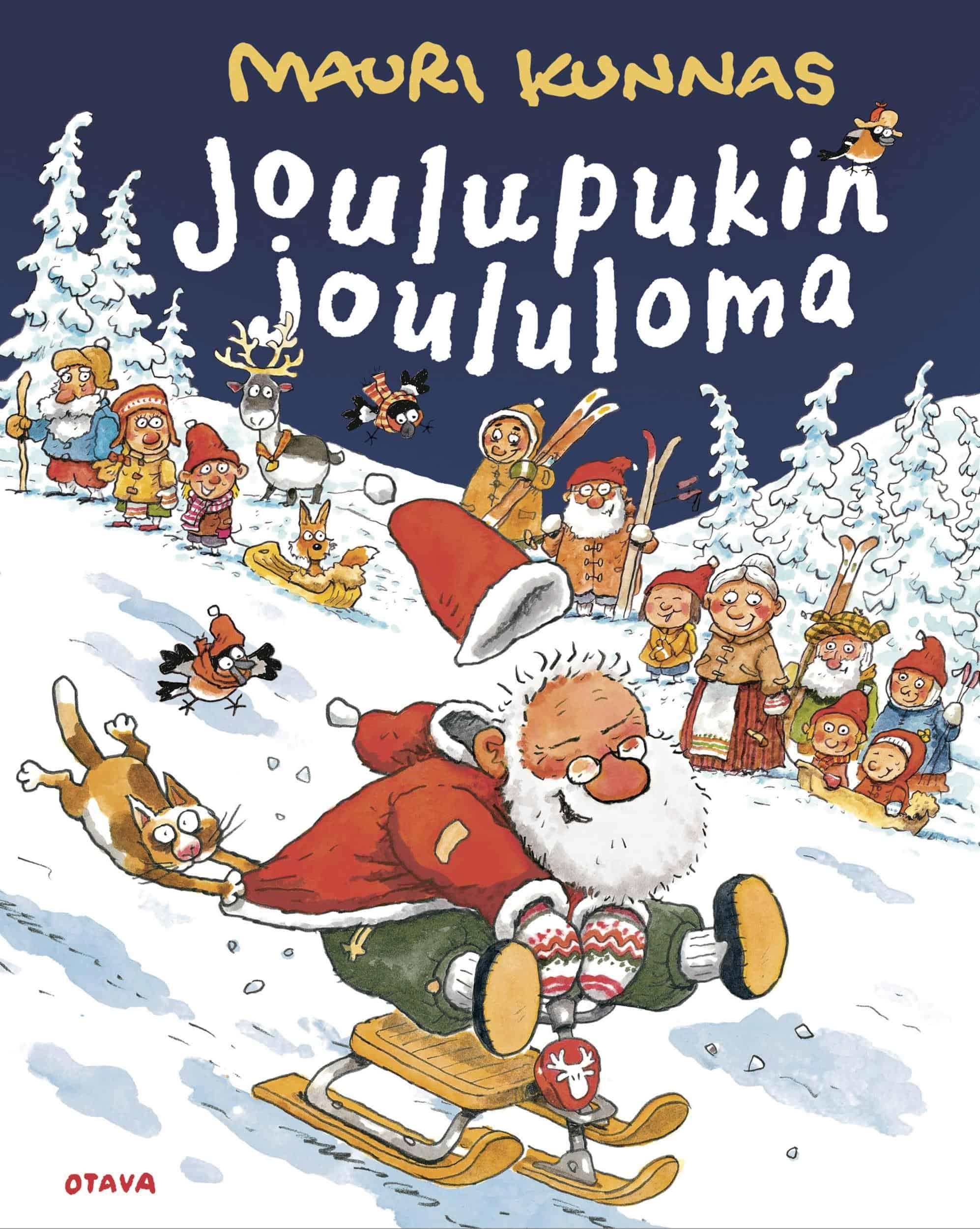 Joulupukin joululoma