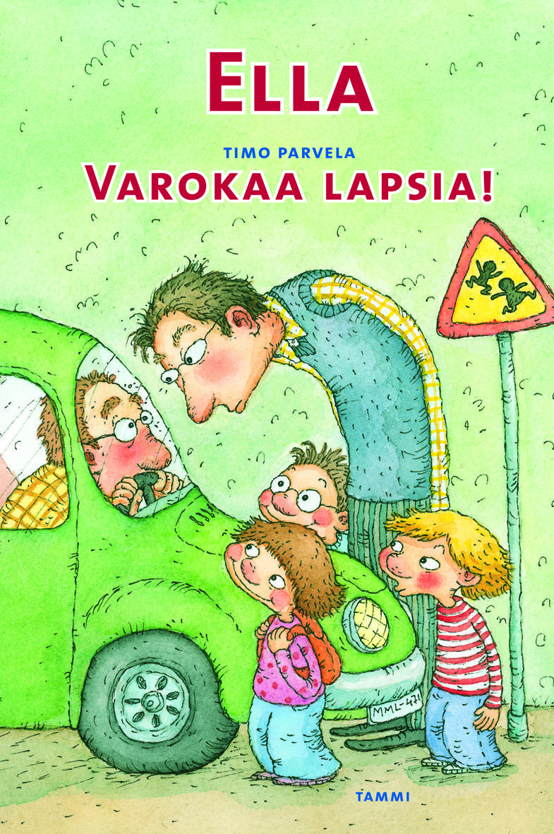 Varokaa lapsia!
