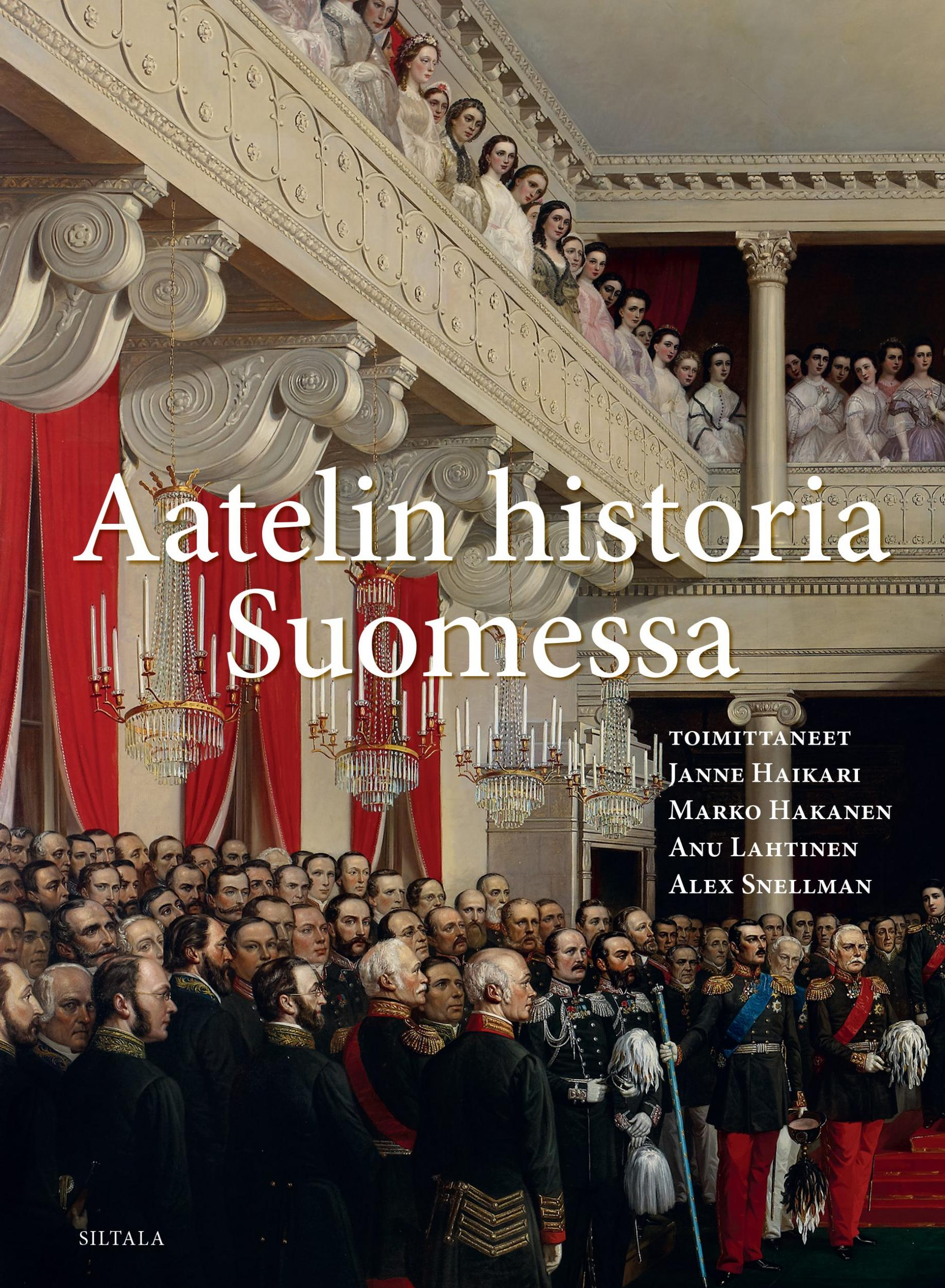 Aatelin historia Suomessa