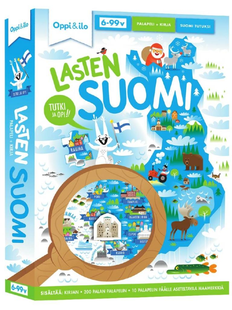 Lasten Suomi
