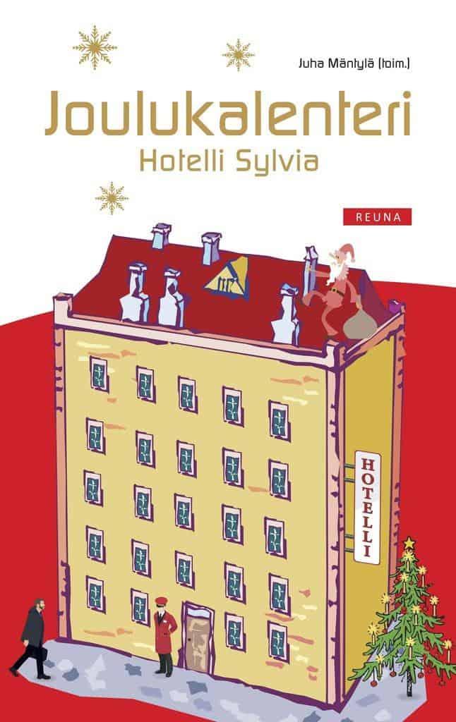 Joulukalenteri Hotelli Sylvia