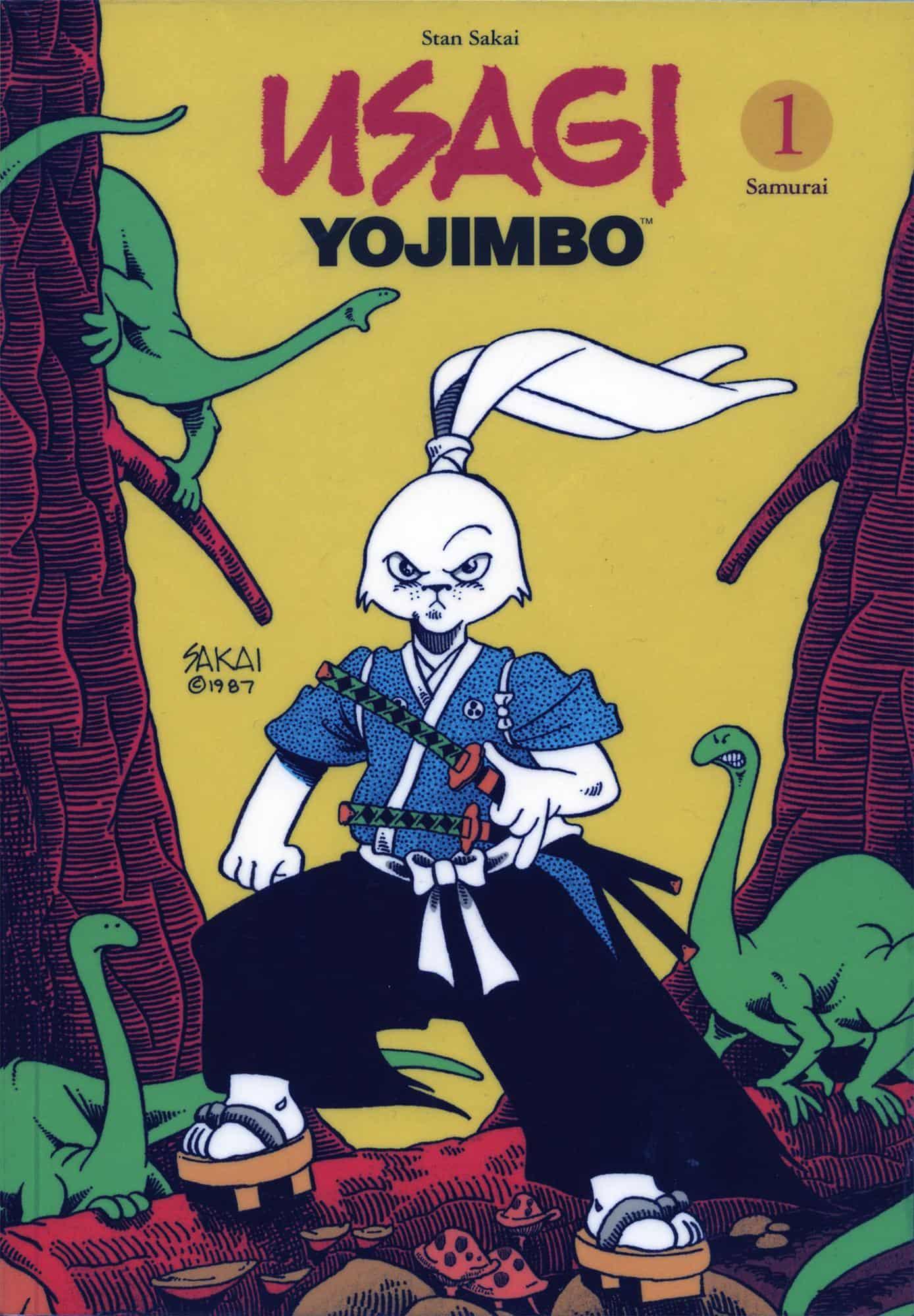 Usagi Yojimbo 1: Samurai