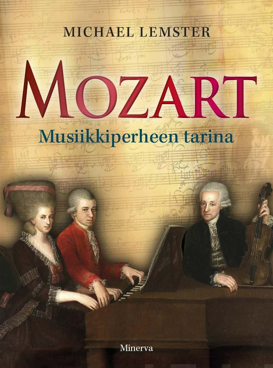 Mozart: musiikkiperheen tarina