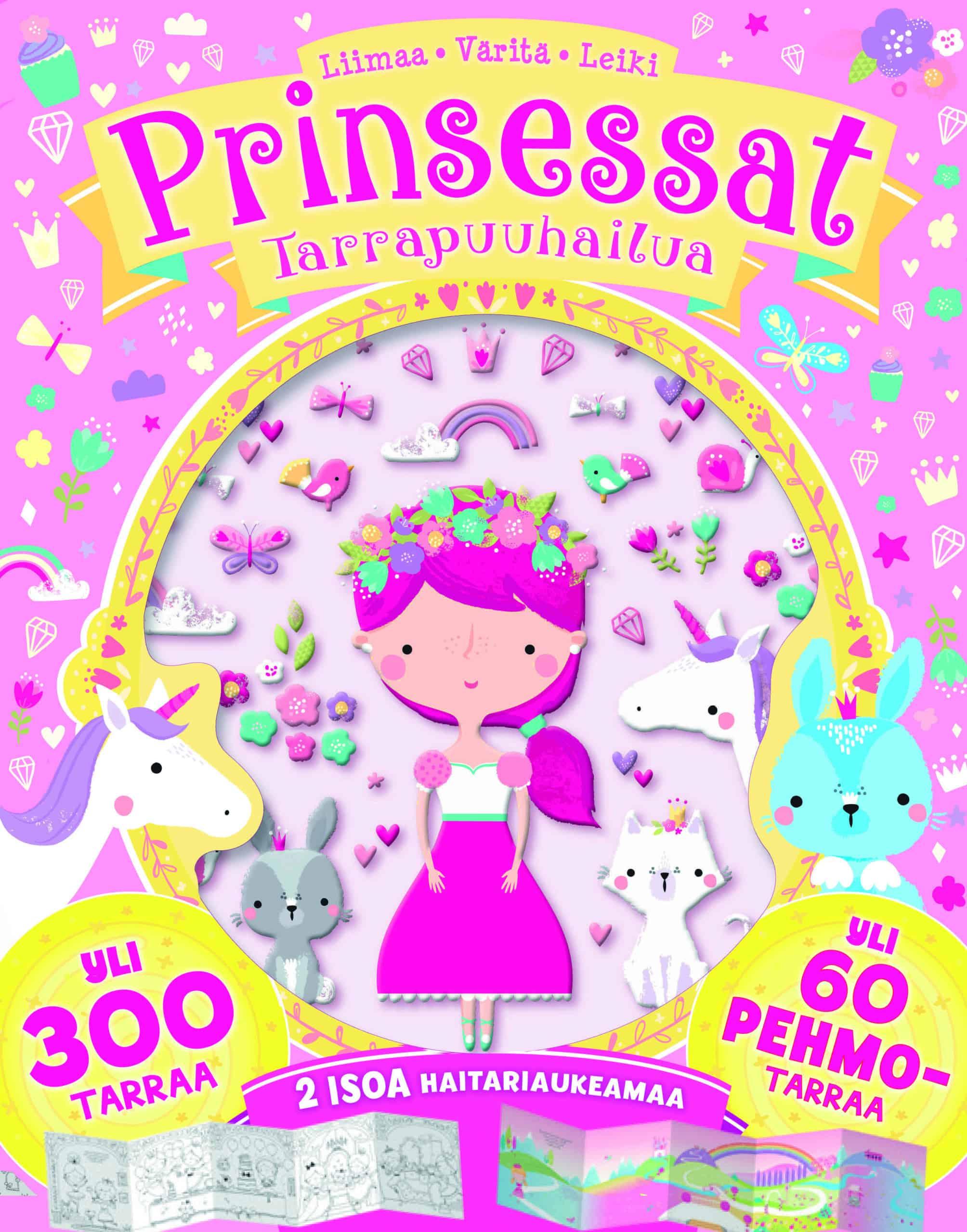 Prinsessat: tarrapuuhailua