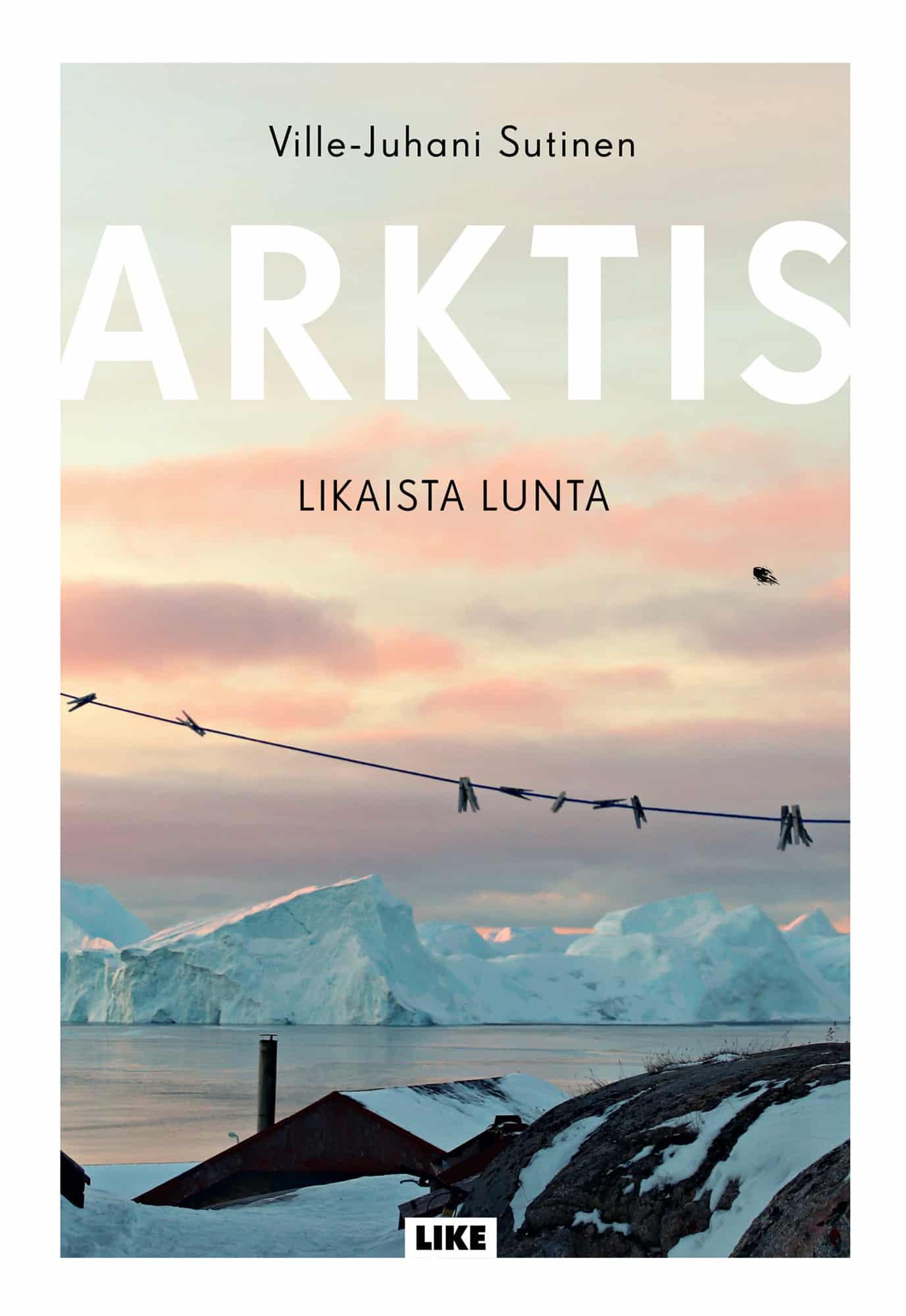 Arktis: likaista lunta