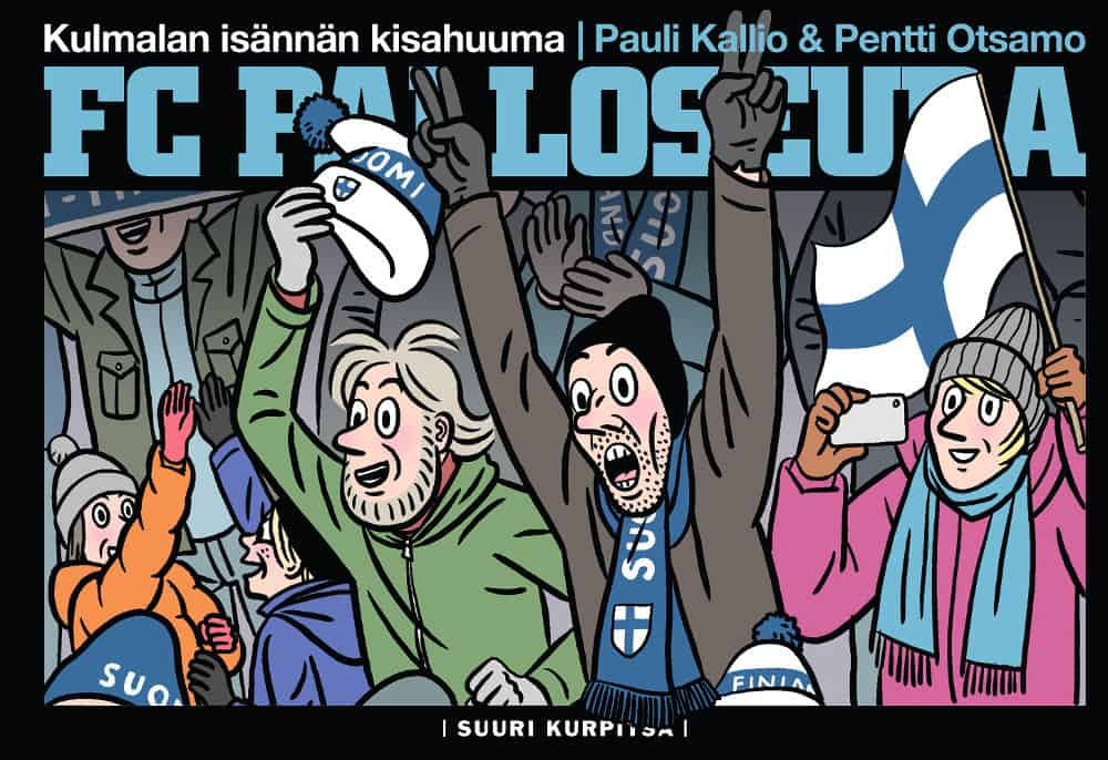 FC Palloseura : Kulmalan isännän kisahuuma