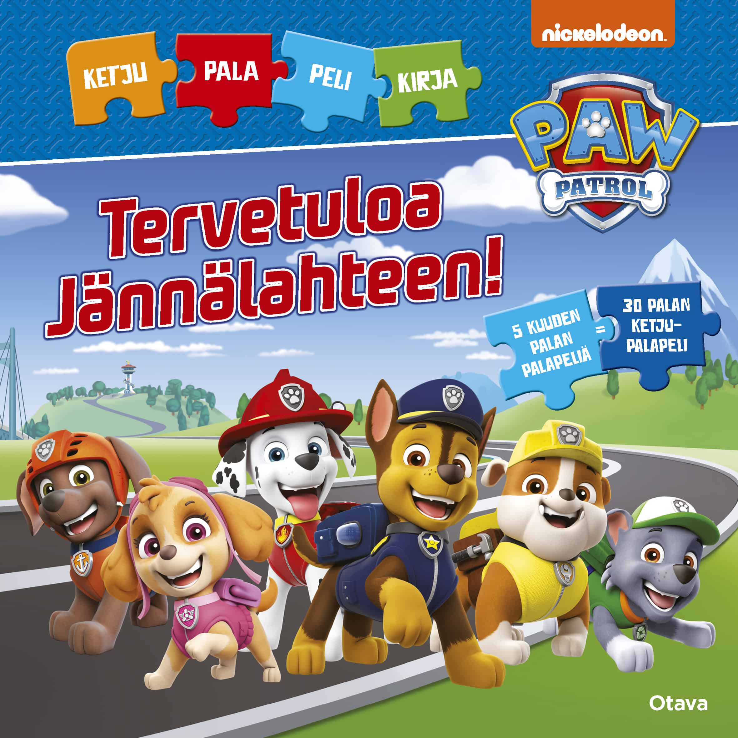 Tervetuloa Jännälahteen!