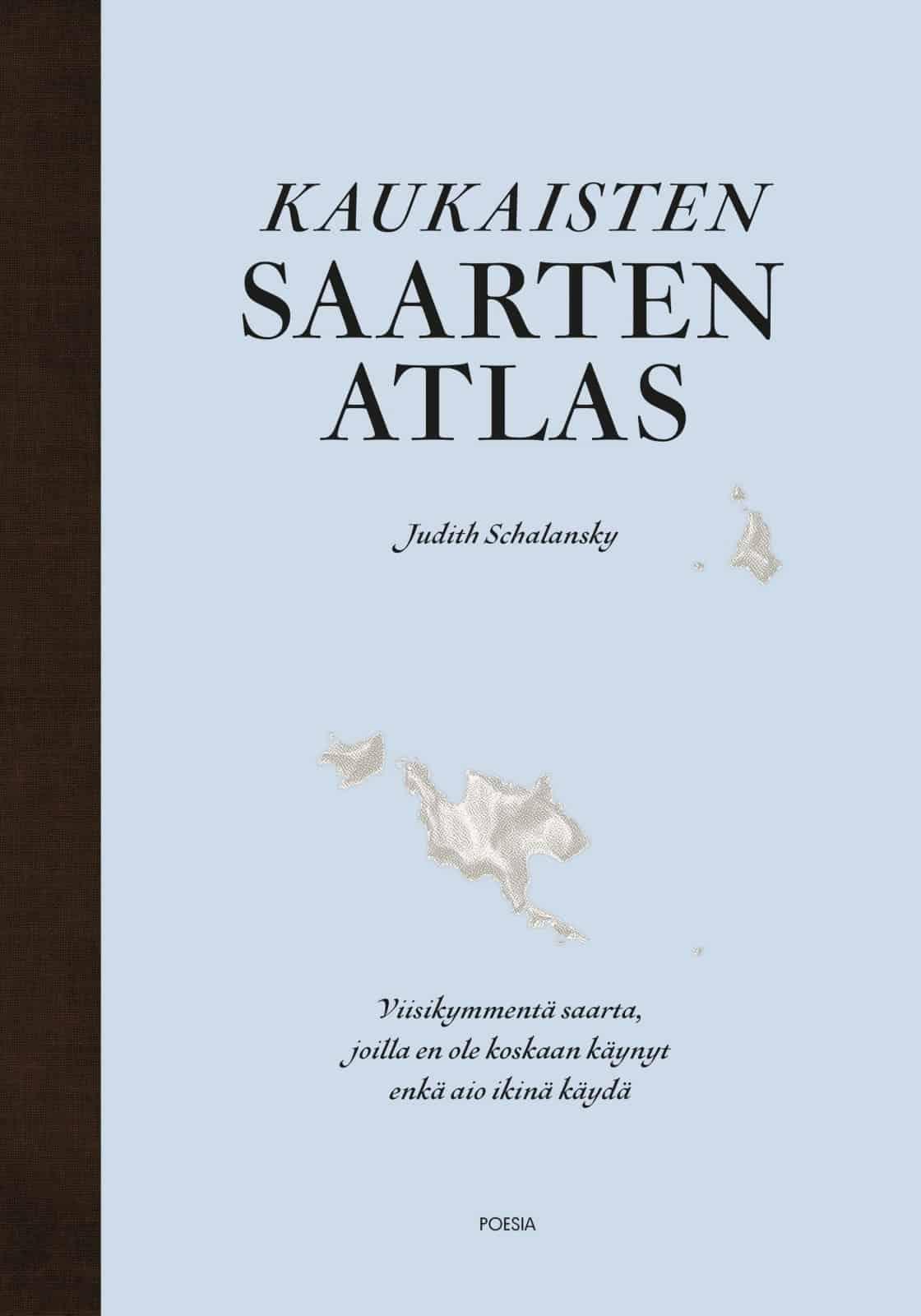 Kaukaisten saarten atlas