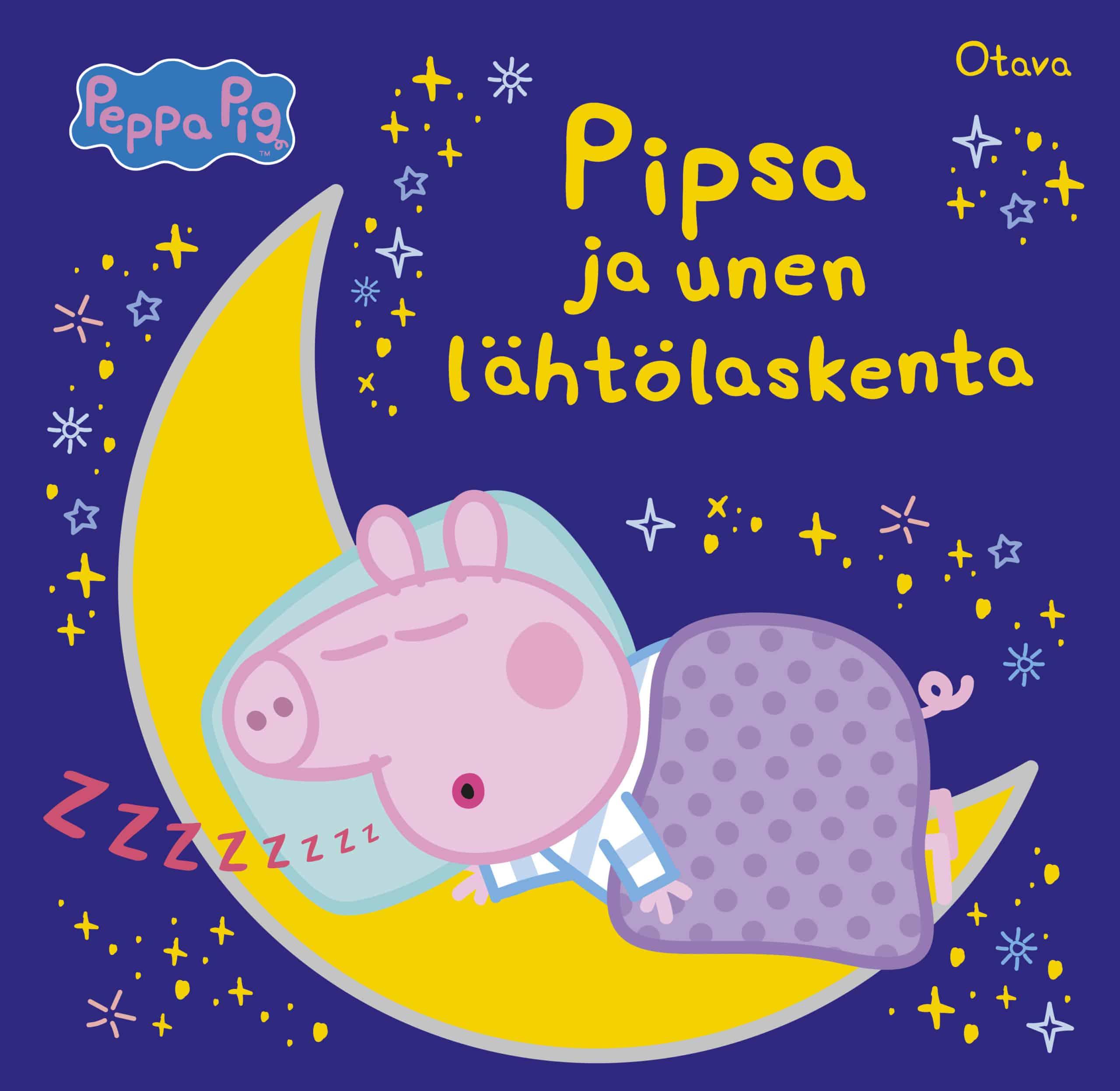 Pipsa ja unen lähtölaskenta