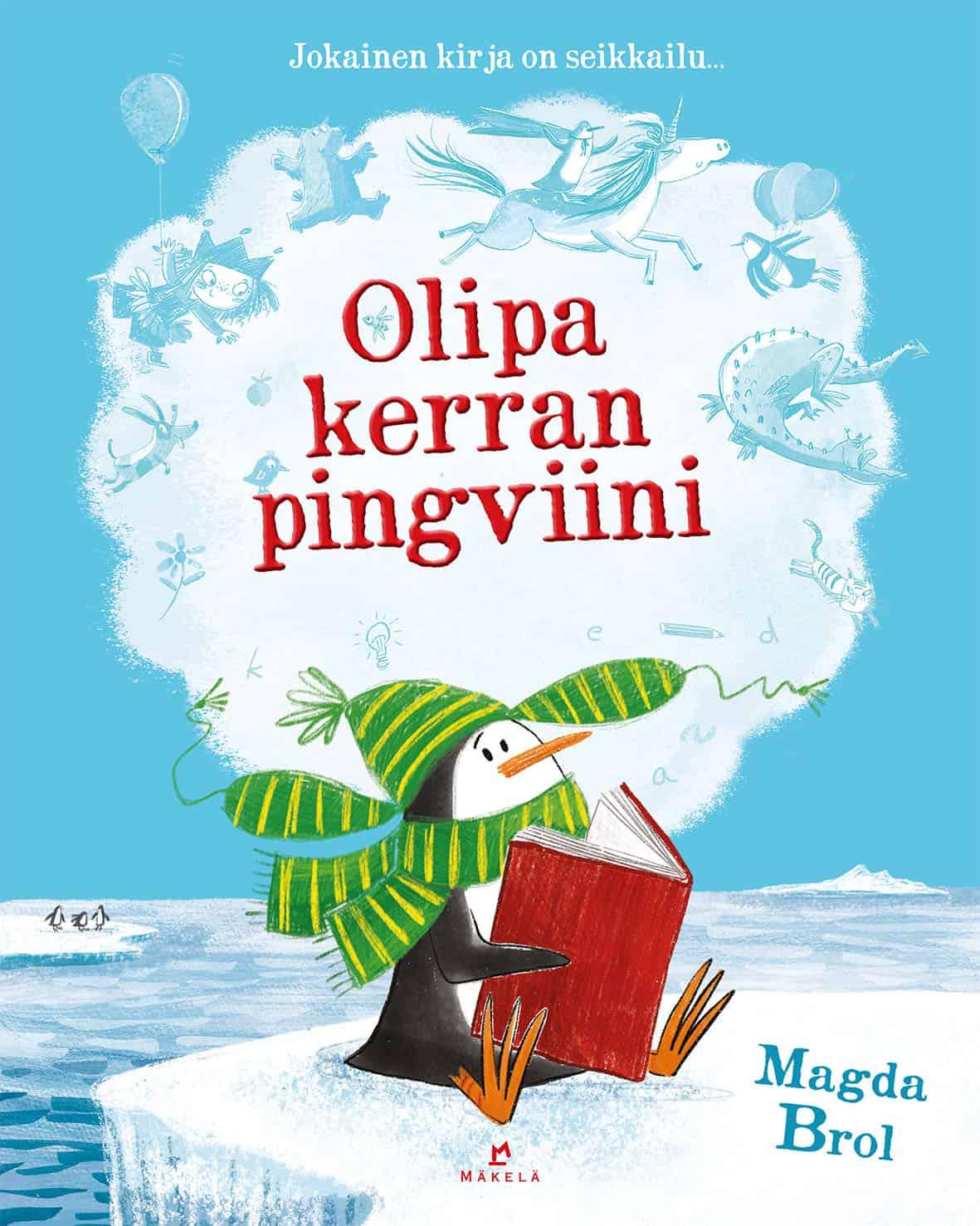 Olipa kerran pingviini